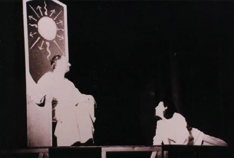 Daria Martelli, Le streghe. Allestimento a cura di Teatro Orazero in collaborazione con Veneto Teatro, regia di Filippo Crispo. (Fotografie di scena).