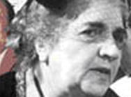 Lina Merlin, la Senatrice, Una madre della Repubblica